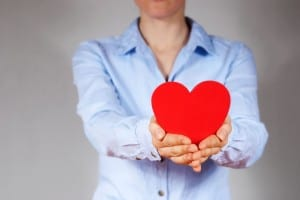 Person-Holding-A-Heart